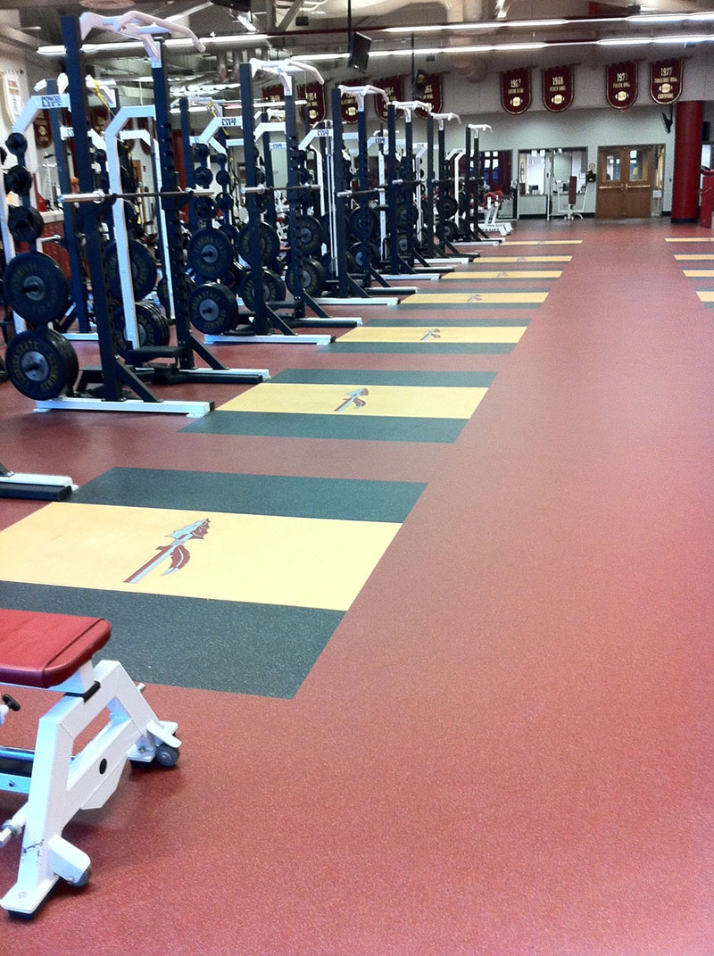 Athletic Flooring New Smyrna Beach And All Of Florida And