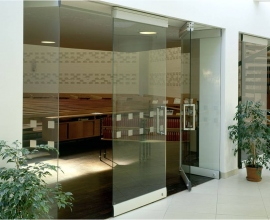 Moveable Glass Wall Systems