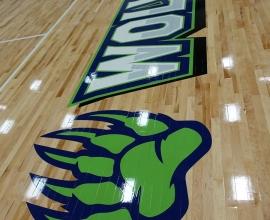Windermere High School Gymnasium Floor Details